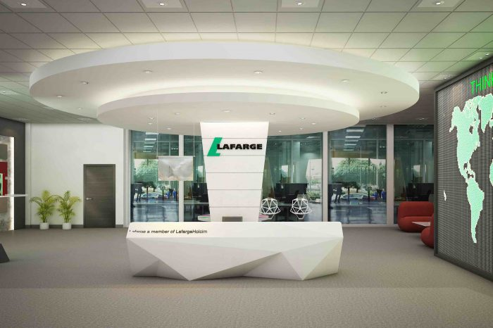 Lafarge Showroom, Iraq